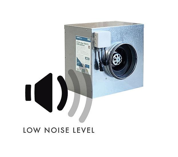 EC Silent Box HL 1500m3/h ø250 625Pa