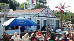 Tim's Rivershore Deck