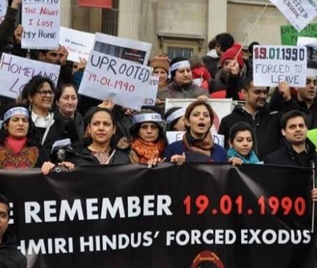 KASHMIRI PANDITS EXODUS: AN UNFORGETTABLE TRAGEDY