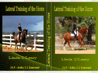 DVD - COMPLETE TRAINING OF LATERALS WITH THE HORSE