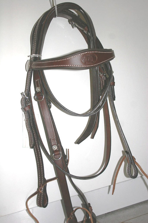 Western Bridle - WITH REINS