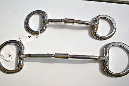 Egg Butt Relief Snaffle