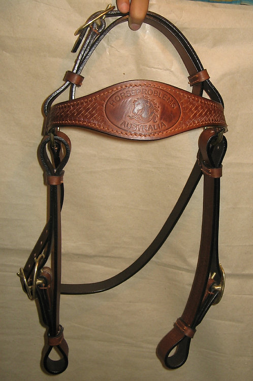 HP Stockman's Bridle