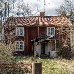Vad hände med huset i Bråbygden?