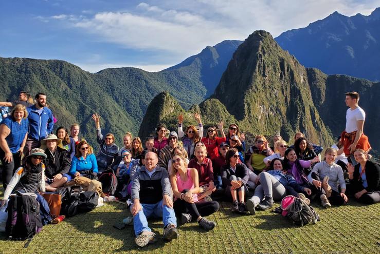 QHHT L2 Class Macchu Picchu June 2019.JP