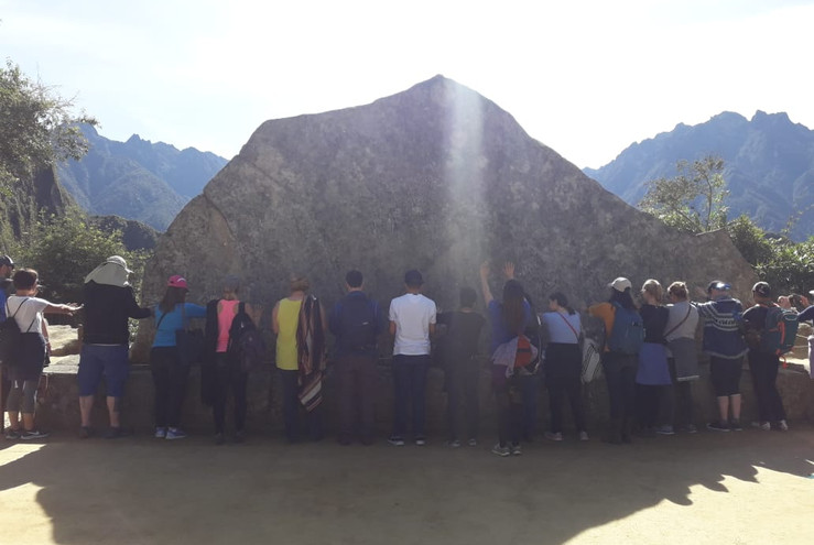 Healing rock at Macchu Picchu.JPG