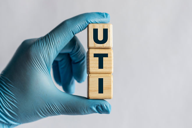 UTI (Urinary Tract Infection) - is an ac