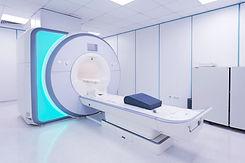 MRI - Magnetic resonance imaging scan de