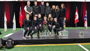 Provincial athletes compete at Eastern Canadian Championships