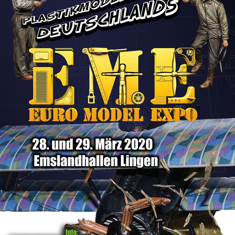 Euro Model Expo 2020