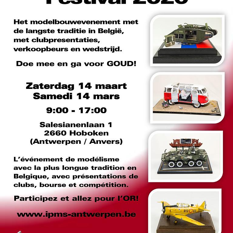 Flanders' Modelling Festival 2020