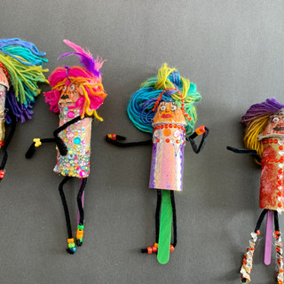 Drag Puppets
