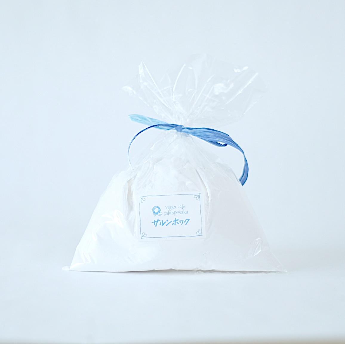 米粉のクレープ粉 900円(税別)