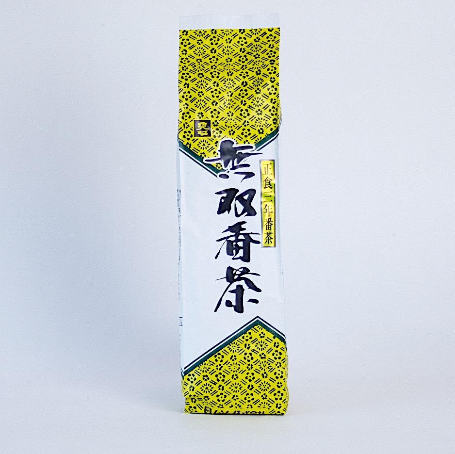 無双番茶 430円(税別)