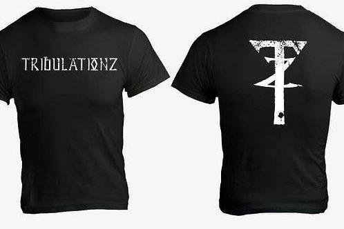 Tribulationz Soft Style T Shirt (Black)