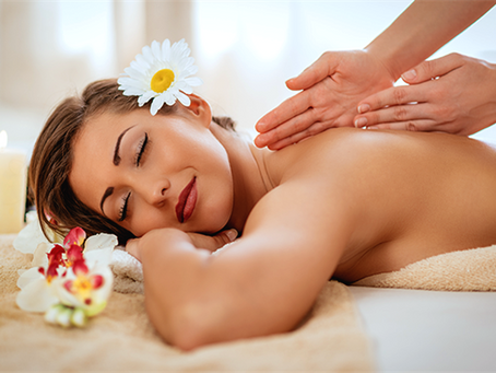Why does massage make you feel tingles?