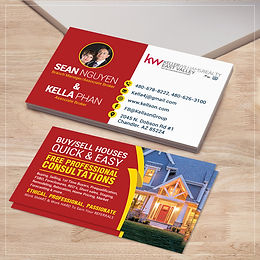 1,000 Business Cards with Design