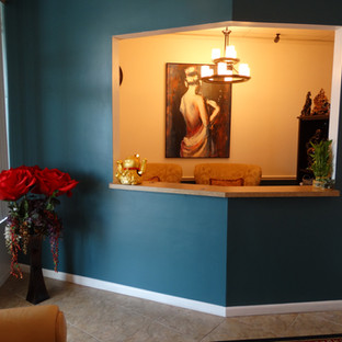 Your Massage Spa Reception Area