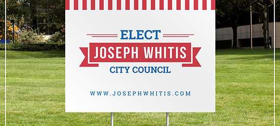 12x18 Yard Signs (FULL COLOR)