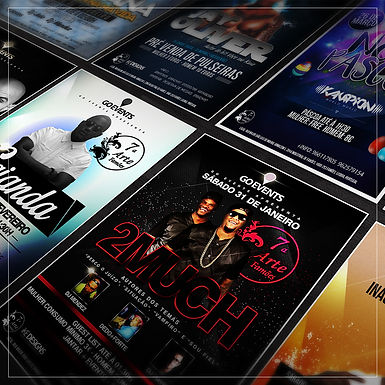Club Flyer Design