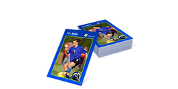 2.5 x 3.5 Trading Cards