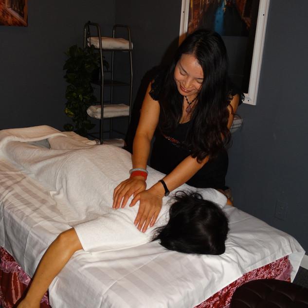 Shiatsu Massage in Melbourne FL 32935