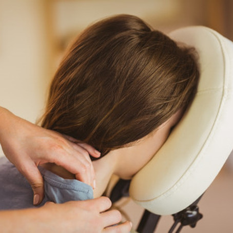 Whats the benefits of a chair massage?