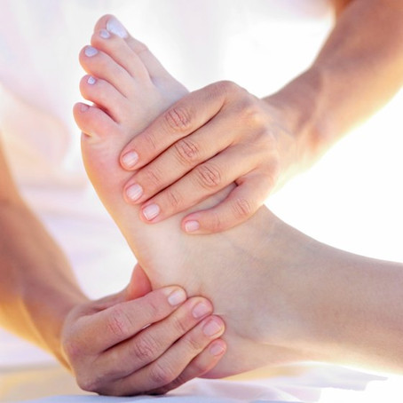 Why should you get a foot massage?