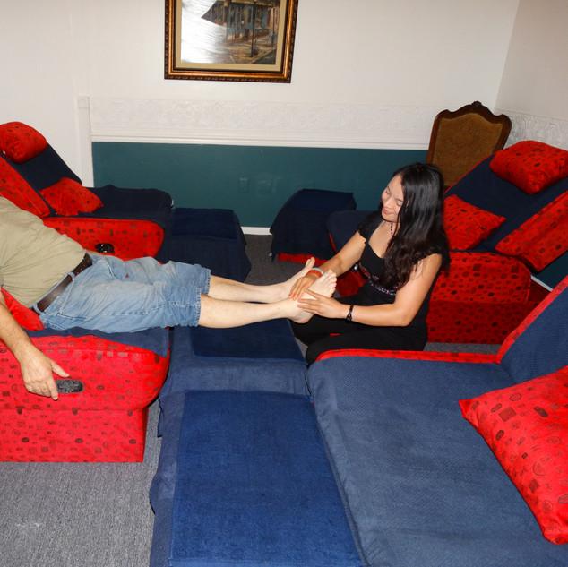 Chair Massage in Melbourne FL 32935