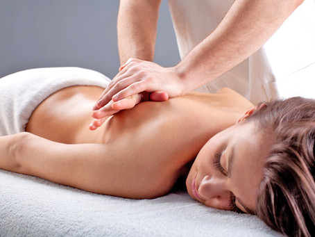 What Does A Back Massage Do?
