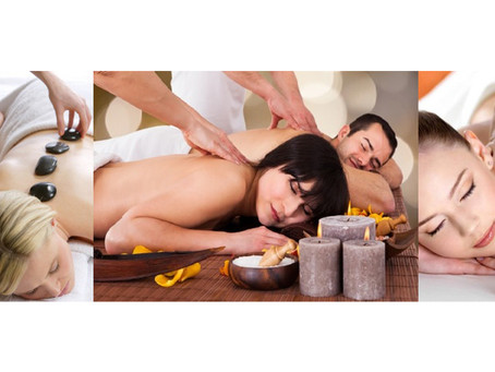 What are the different types of massages?