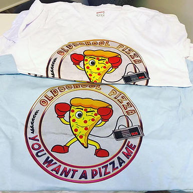 Digital T-Shirt Printing