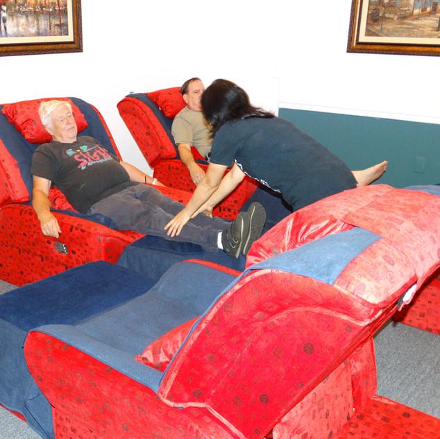 Leg Massage in Melbourne FL 32935