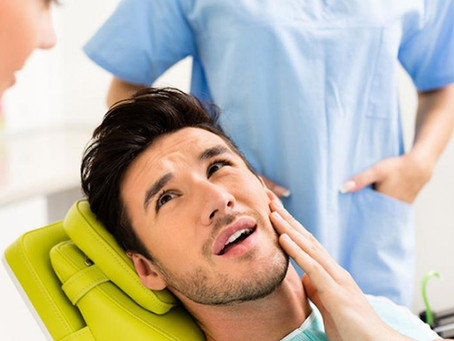Why should you see a dentist asap when you have a toothache?