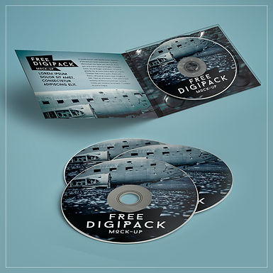 CD COVERS (Double Sided)