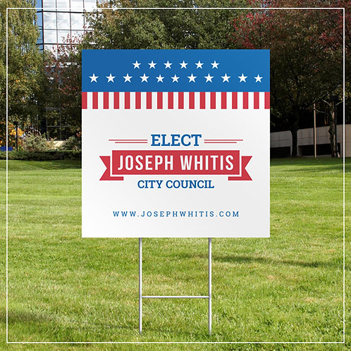 24x36 Yard Signs (FULL COLOR)