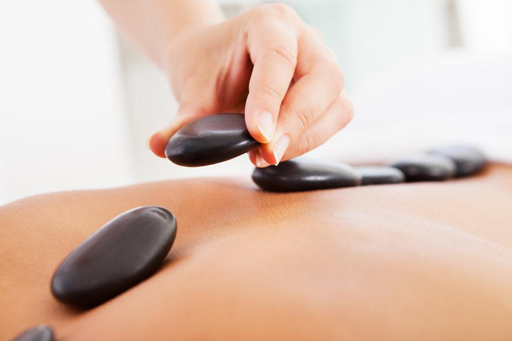 10 Min Hot Massage