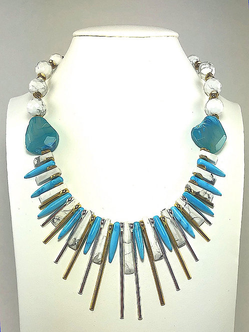 Radiant Flare Necklace