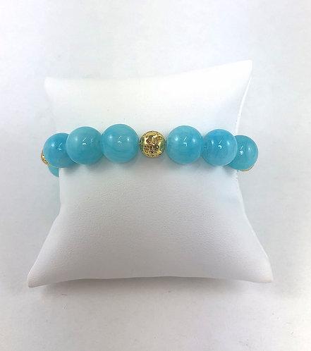Jade Ball Bracelet