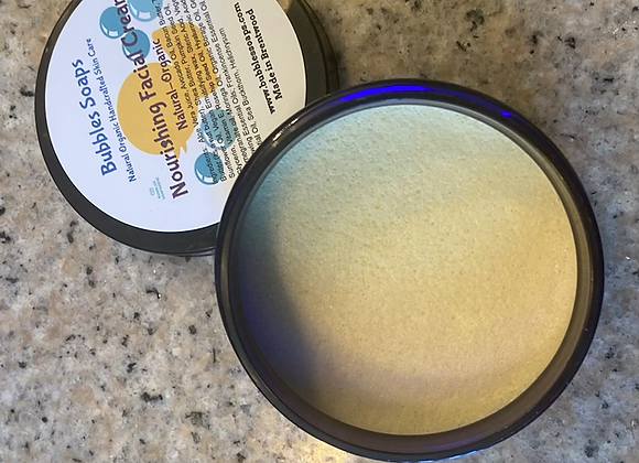 Nourishing Facial Cream Natural-Organic
