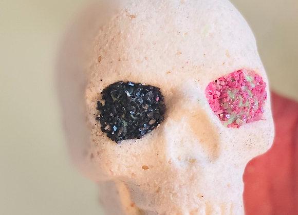 Single Skull Bath Bomb