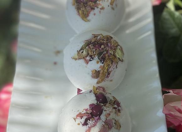 Rose Bath Bomb (Seasonal)