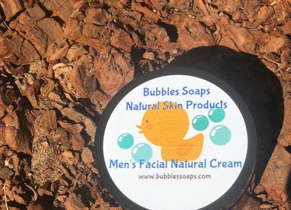 Men's Facial Natural Cream