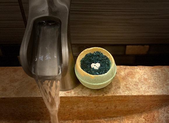 Invigorating Luxurious Bath Bomb