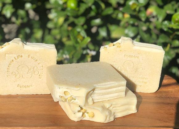 Pure White Jasmine Body Bar Soap