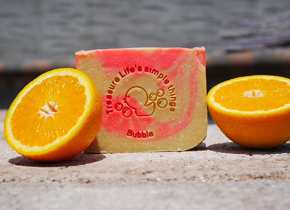 Sunset Goat's Milk Body Bar