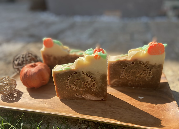 Pumpkin Spice Crush Holiday Collection