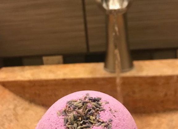 Lavender Bath Bomb (EO)