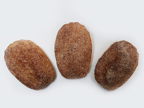 Cinnamon Sugar Madeleines