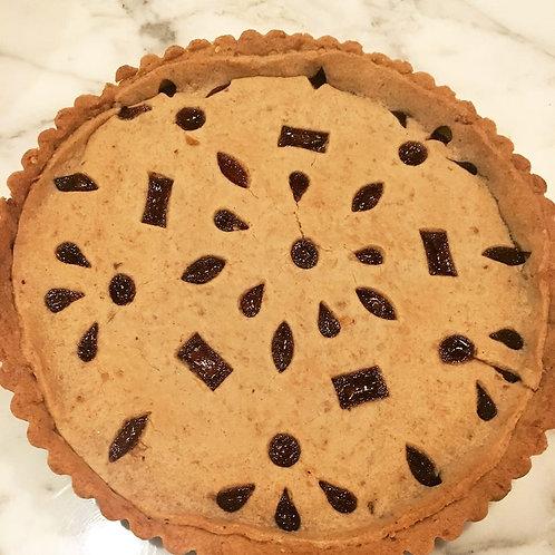 Linzer Pie